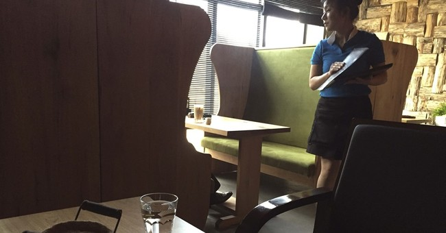 AP PHOTOS: Coffee shops all the rage in North Korean capital