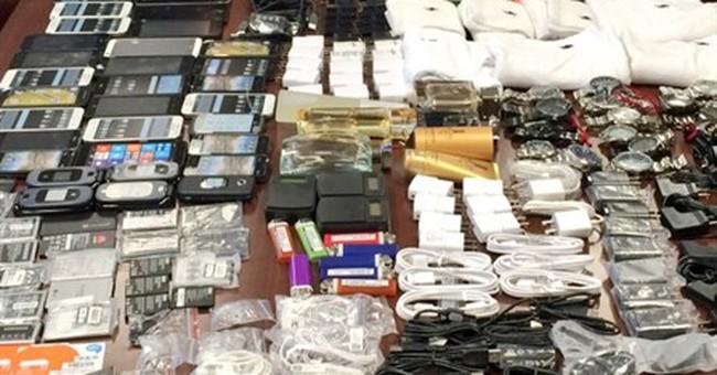 SC officials seek federal help on inmate cellphone dangers