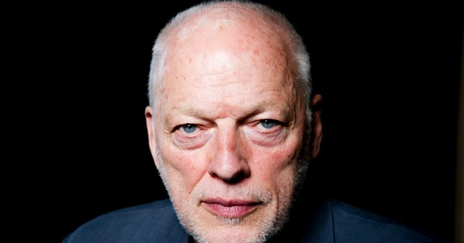 David Gilmour's tour like a homecoming in Hollywood, Pompeii