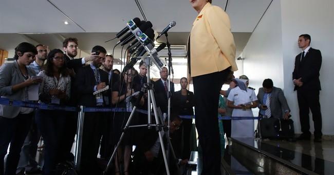 Reports: Rapporteur recommends impeachment of Brazil pres.