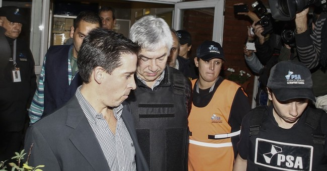 Money-laundering case puts light on ex-Argentine president