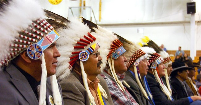 Crow Tribe war chief remembered as a 'great man in 2 worlds'