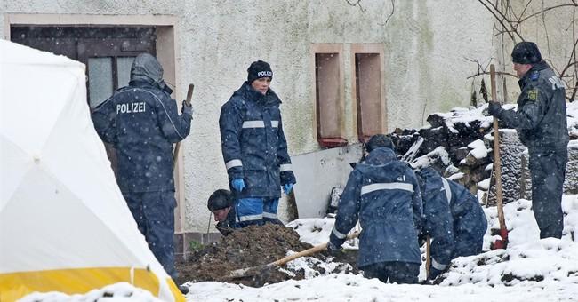 German court orders retrial in police cannibalism killing