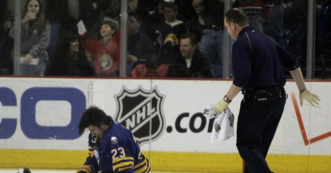 Golisano feels vindicated in helping NHL police hits to head