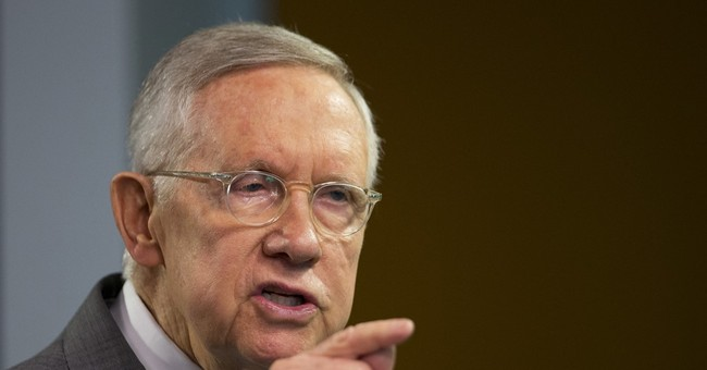 Capitol Hill Buzz: Reid talks monuments, jabs at Republicans