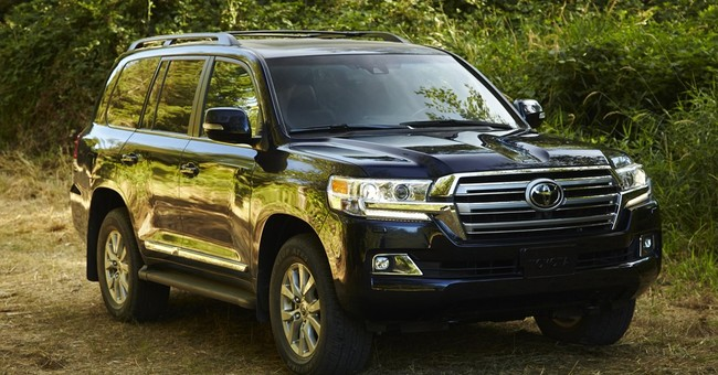 Fact sheet: 2016 Toyota Land Cruiser
