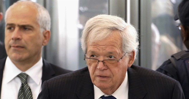 Hastert revelations could increase chances for prison time
