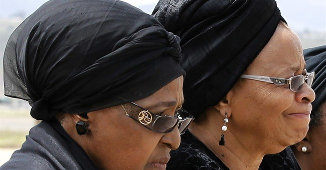 SAfrican court rejects Winnie's claim to Mandela rural home