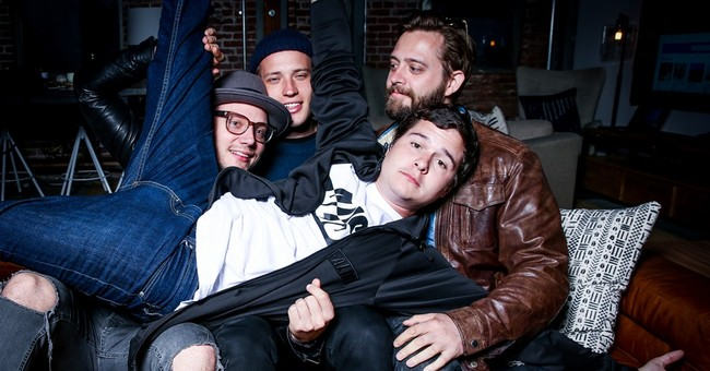Denmark's Lukas Graham makes US mark with '7 Years'
