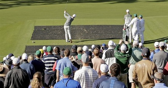 Nicklaus talks the 6 toughest shots at Augusta National