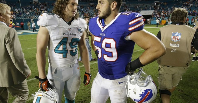 Bills LB Tarpley cites 2 concussions as reason to retire