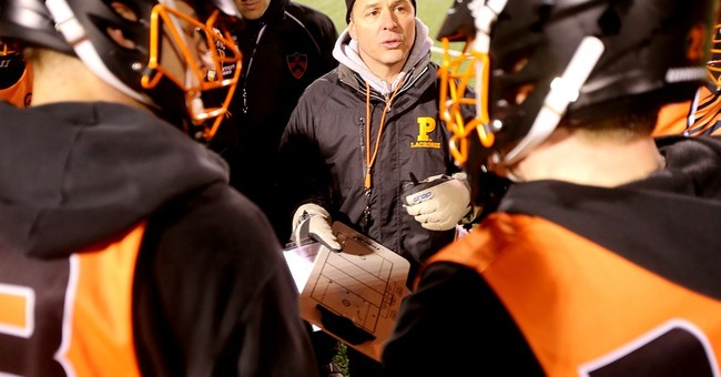 Princeton coach fired after elbowing opposing player in game