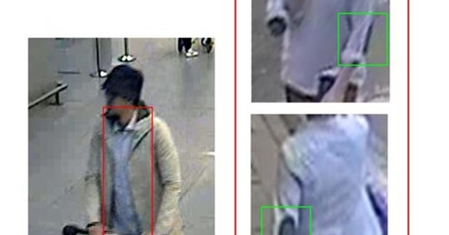 Prosecutors seek info on Brussels Airport suspect in hat