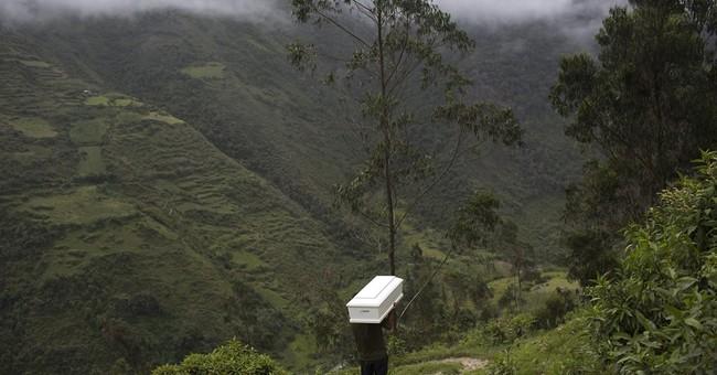 In Peru highlands, support for Fujimori's daughter runs deep