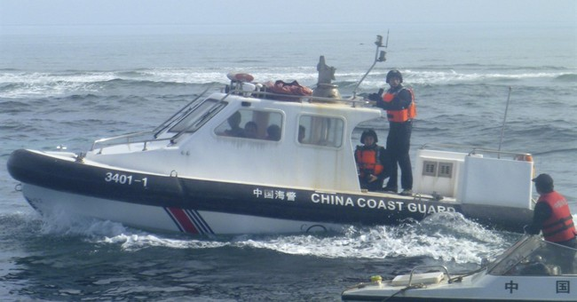 Fishing amid territorial disputes in the South China Sea