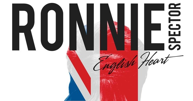 Review: Ronnie Spector honors UK peers on 'English Heart'