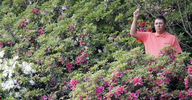 Jordan Spieth picks up where he left off at Augusta National