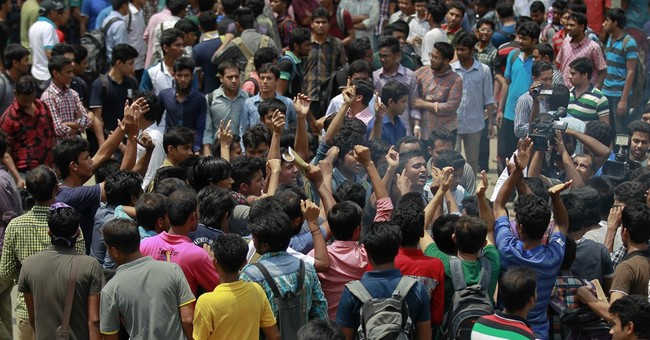 Student opponent of radical Islam slain on Bangladesh street