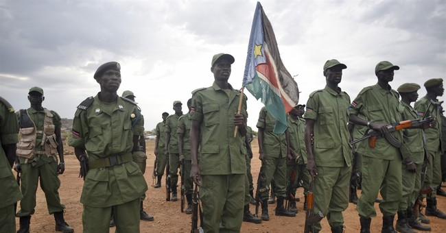 S. Sudan rebels move into capital; risky part of peace deal