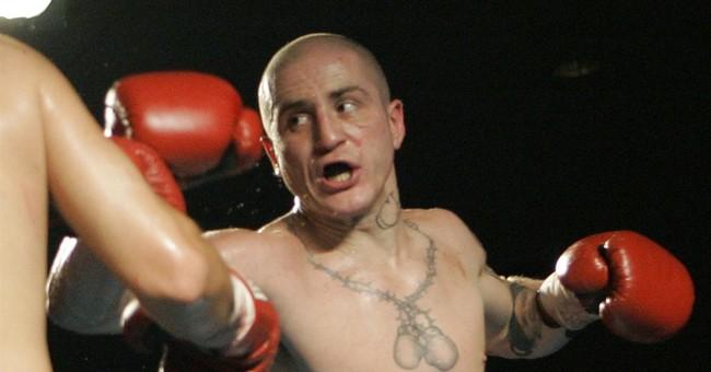 Cops: Ex-boxing champ Spadafora threw woman, 63, to ground