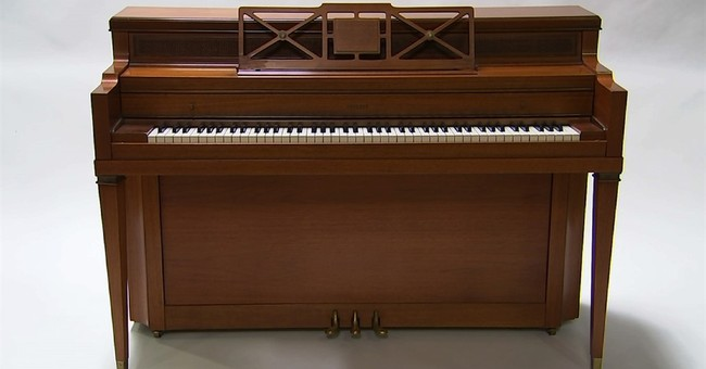 Lady Gaga's childhood piano could bring $200,000 at auction