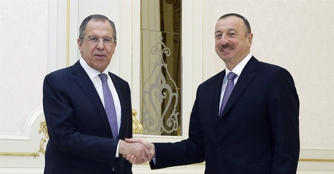 Nagorno-Karabakh truce in trouble as Russia, Iran join talks