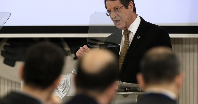 Cyprus president says no danger of Greece leaving eurozone