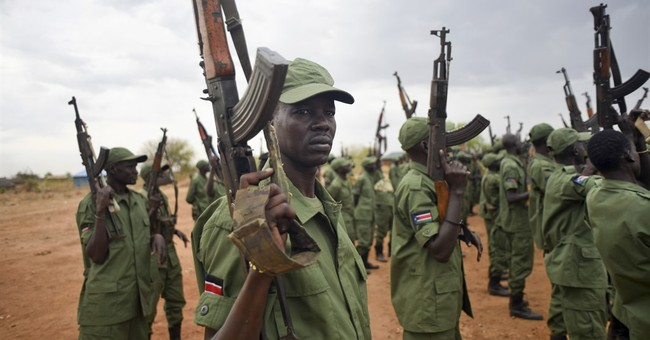 S. Sudan rebels move into capital; risky part of peace deal
