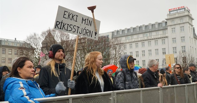 Iceland fisheries minister says he's the country's new PM