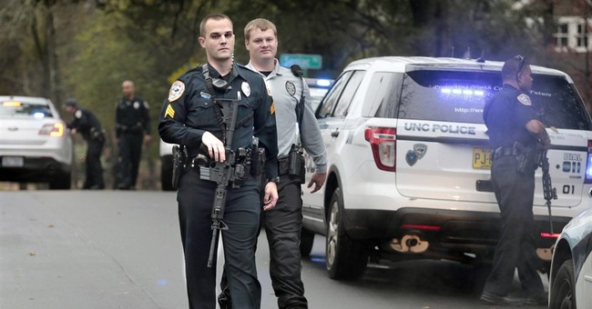 Rifles on campus: College police forces add firepower