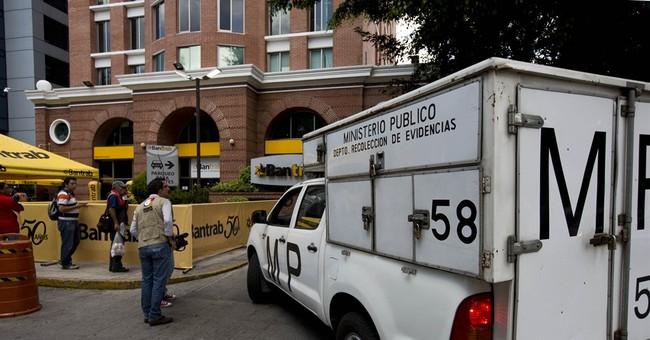 Guatemala bank raid, probe target Venezuelan's account