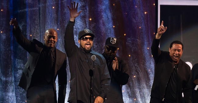 N.W.A. joins rock hall with 4 rockers from the 1970s