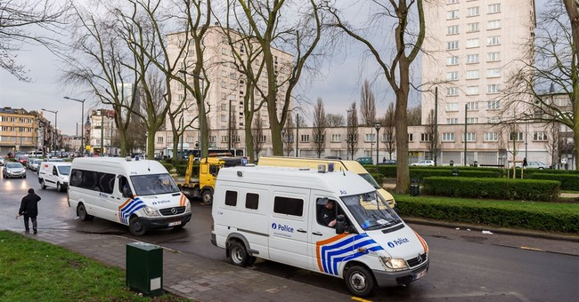 Swede arrested in Brussels 'brainwashed' by  militants