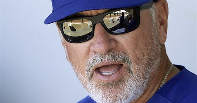 In 2nd season, Joe Maddon has Cubs targeting title drought