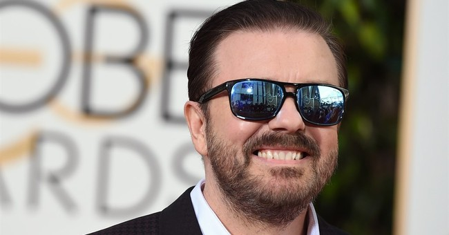 Ricky Gervais Cancels Cancel Culture: 'Just Because You're Offended Doesn't Mean You're Right'