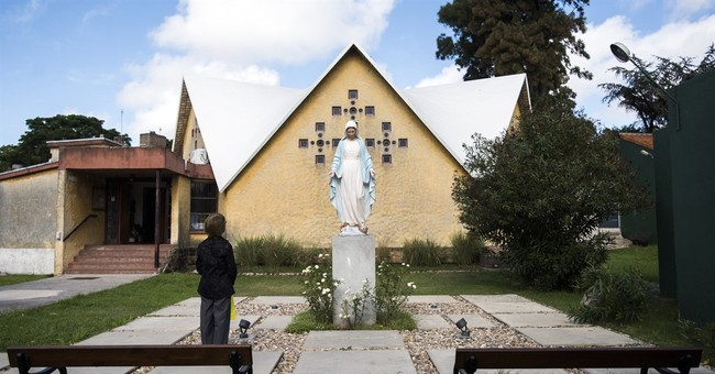 Too Alienating: Catholic School Removes Statues Of The Virgin Mary And Jesus