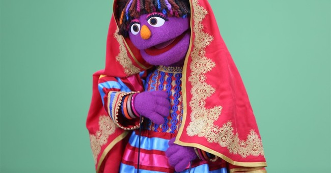 Hijab-Clad Muppet Joins Cast of Afghanistan's Sesame Street