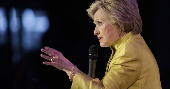 Hillary Pushes Back on Sanders' Inaccuracies, Says Israel Has 'Right to Defend Itself'