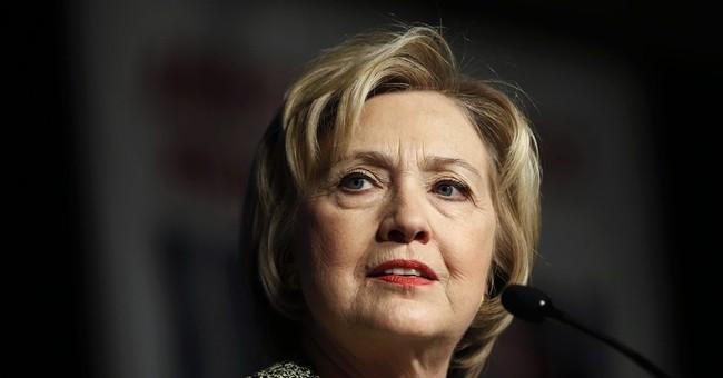 "Watch Hillary Clinton Nod in Approval as Senator Calls Legal Gun Dealers ""Purveyors of Violence"""