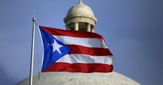Puerto Rico in Self Destruction