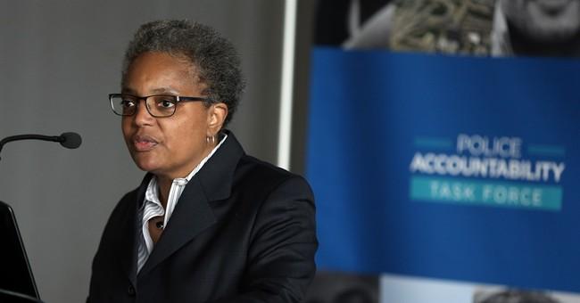 Chicago Mayor Blames Everyone Else For Her Violent Crime Problem
