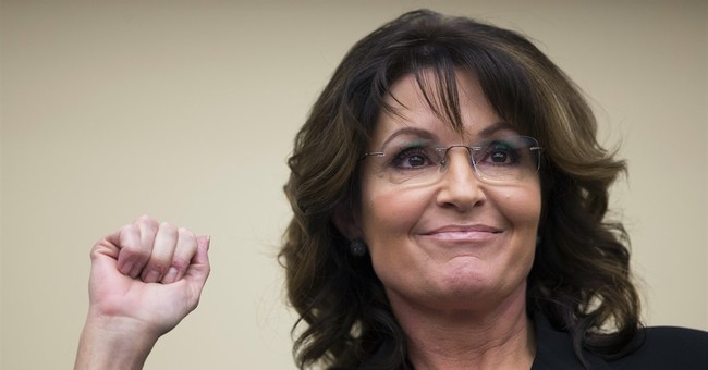 Sarah Palin Considering Libel Lawsuit Against New York Times