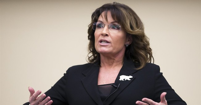 Sarah Palin Will Also Be Trump's Guest of Honor Tonight