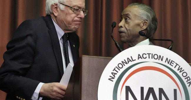 Sanders Accuses GOP of Wanting to Bring Back Jim Crow Laws