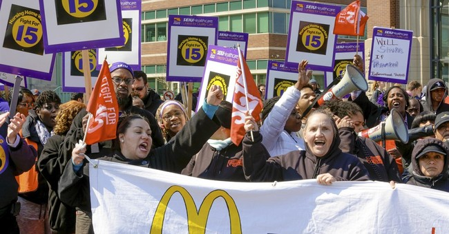 Restaurant Group Files For Bankruptcy After 'Progressive' Minimum Wage Laws Harm Profitability