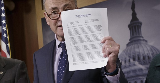 Brady Campaign Furious That Schumer Didn't Push Gun Control, So We Have Another Background Check Bill