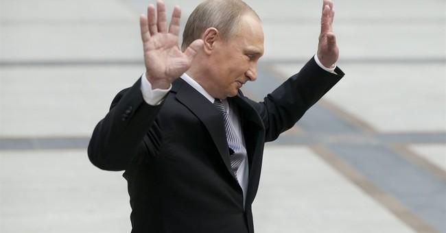 Putin's Dangerous Russian Roulette