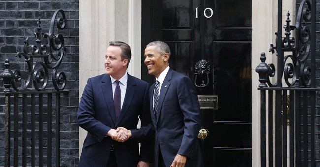 Obama in UK: I'm Not Here to 'Fix Any Votes' on EU Referendum