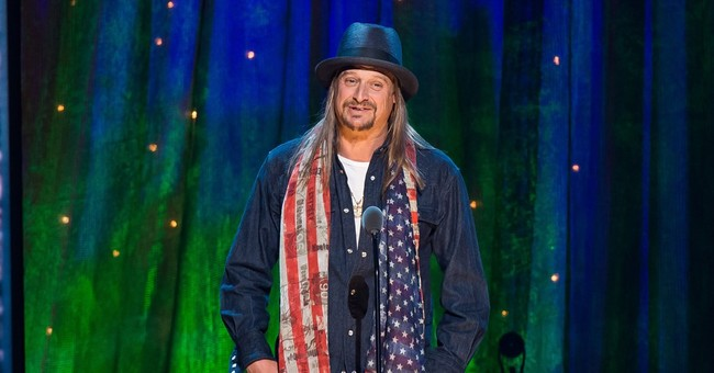 We Must Elect Senator Kid Rock