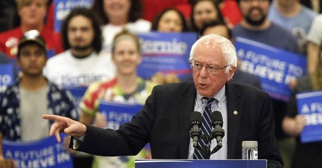 Bernie Sanders Wins Rhode Island